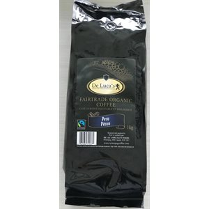 De Luca's Peru Fair Trade Organic Decaf 1kg